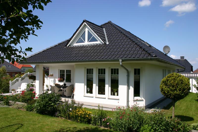 hausbau bungalow arge haus minden. Black Bedroom Furniture Sets. Home Design Ideas